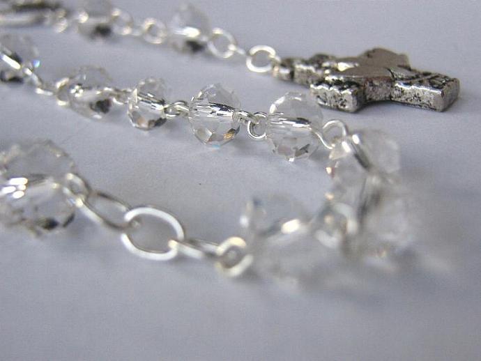 Protestant rosary April birthstone