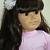 Trendy headband set for American Girl Doll