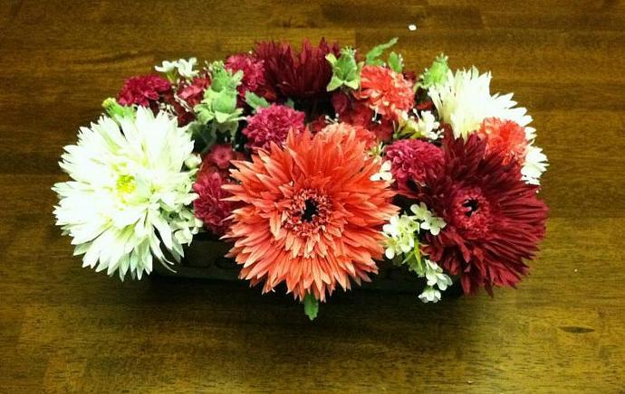 Les Fleurs Window Box