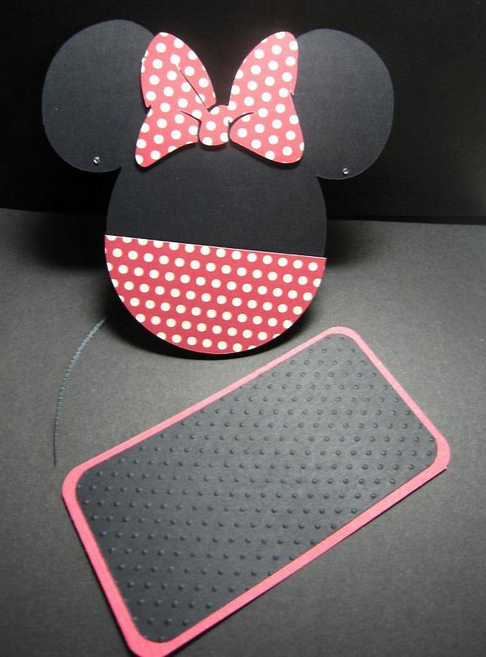 Minnie Pocket Invites
