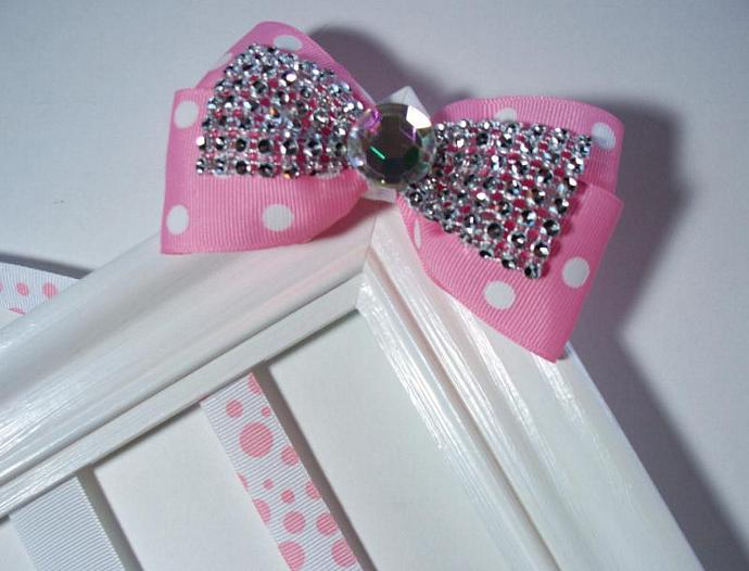 Personalized 11x14 Picture Frame Headband Maggiemaydesigns