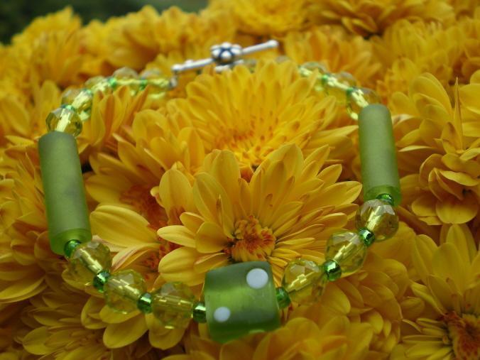 Green Variety Bracelet