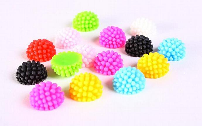30 resin round cab cabochon mixed color 12mm 30 pcs (1168)