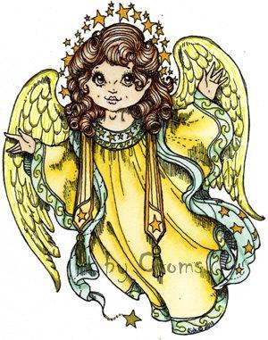 Remembrance  AnGel digi stamp