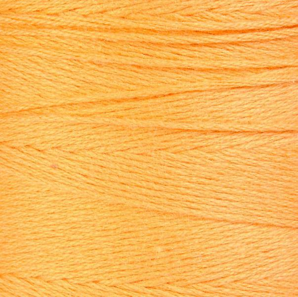 1mm Yellow cotton cord 30 feet (868)