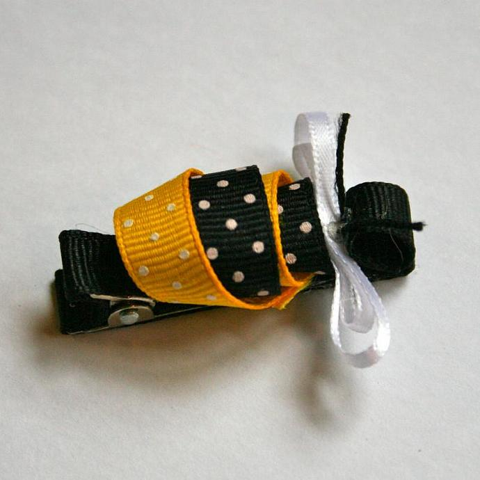 Bumble Bee Hair Clip