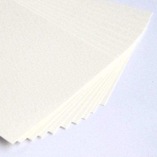 Blank Gift Tags - set of 30 white little cards
