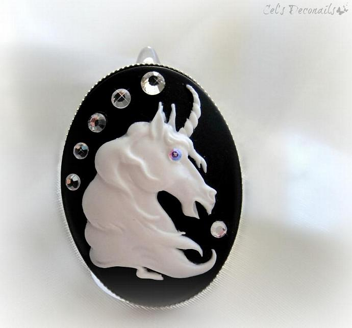 Magical Unicorn adjustable ring