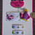 Mad Hatter Clippies for Baby Toddler Girls