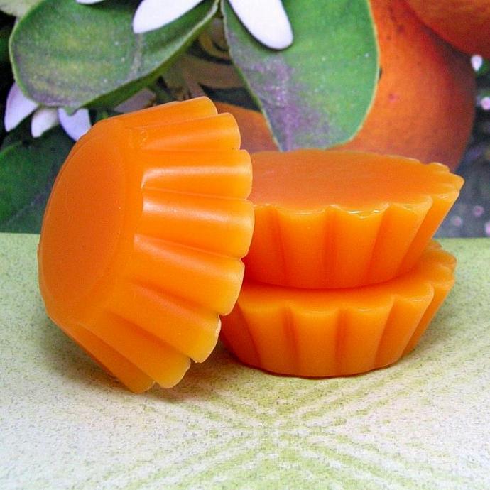 Orange Blossom PURE SOY Tart Melts Set of 4