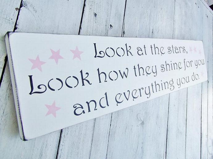Customized sign, 6x18 Nursery, Wedding, Baby Girl , Baby Boy, Personalized