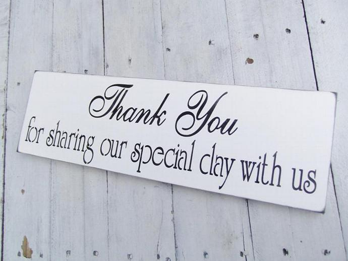 Thank you Wedding Sign for reception, photos - could be for an anniversary party