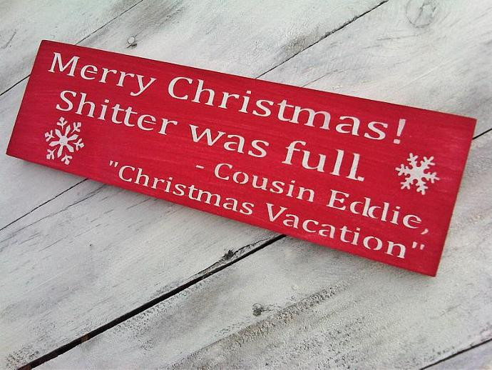 rv camper funny christmas decoration christmas vacation movie quote the