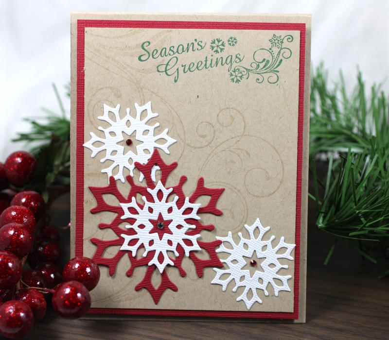 Handmade Christmas Card 3d Greeting Cards By