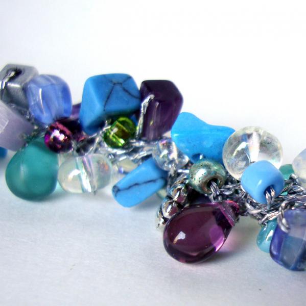 Twisted Ocean Bracelet