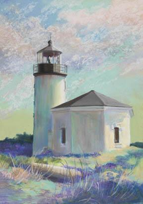 """Bandon Afternoon"" Giclee Paper Print by Carol Thompson"
