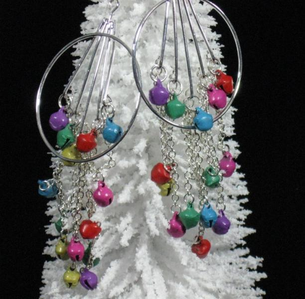 Jingle All the Bells Earrings