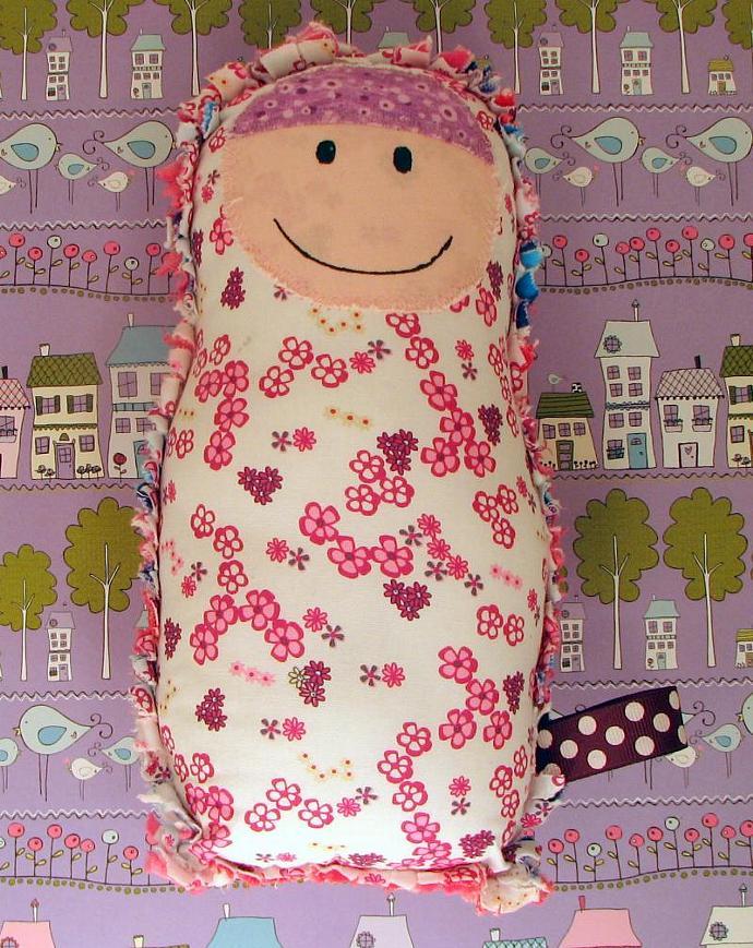 Plush Doll -Izabella (RESERVED)
