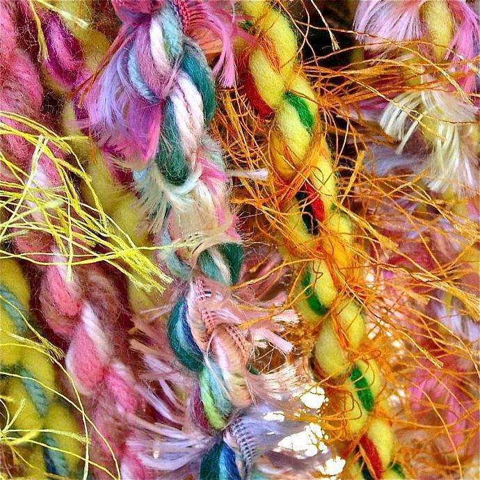 Custom Spirit Cord, Handmade