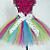 Dazzling Diva Glitter TuTu