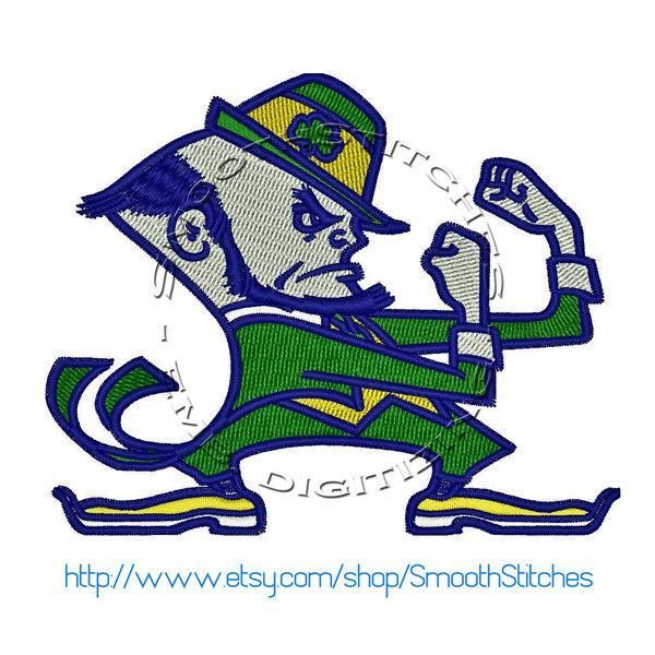 Fighting Irish Design for Embroidery Machines