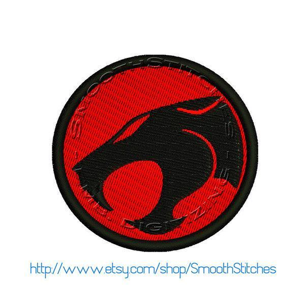 Thundercats Emblem Design for Embroidery Machines