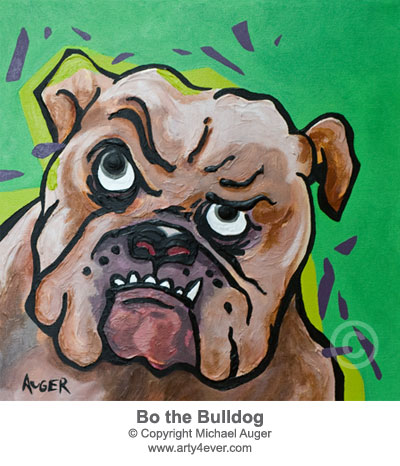 Bo the Bulldog