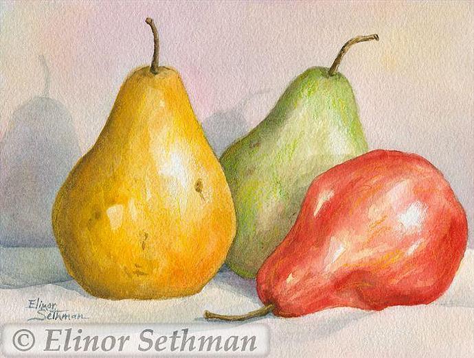 Fruit Study 3
