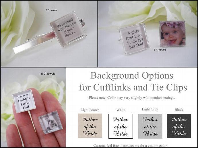 Custom Tie Clip/Bar