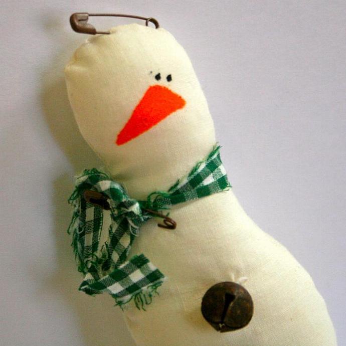 Snowman Bowl Fillers