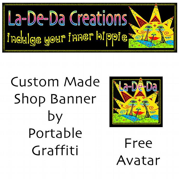 Zibbet Banner and Avatar