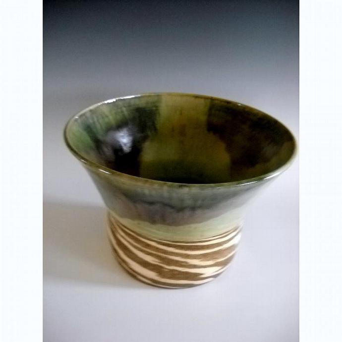 Stoneware SaltFire Bowl