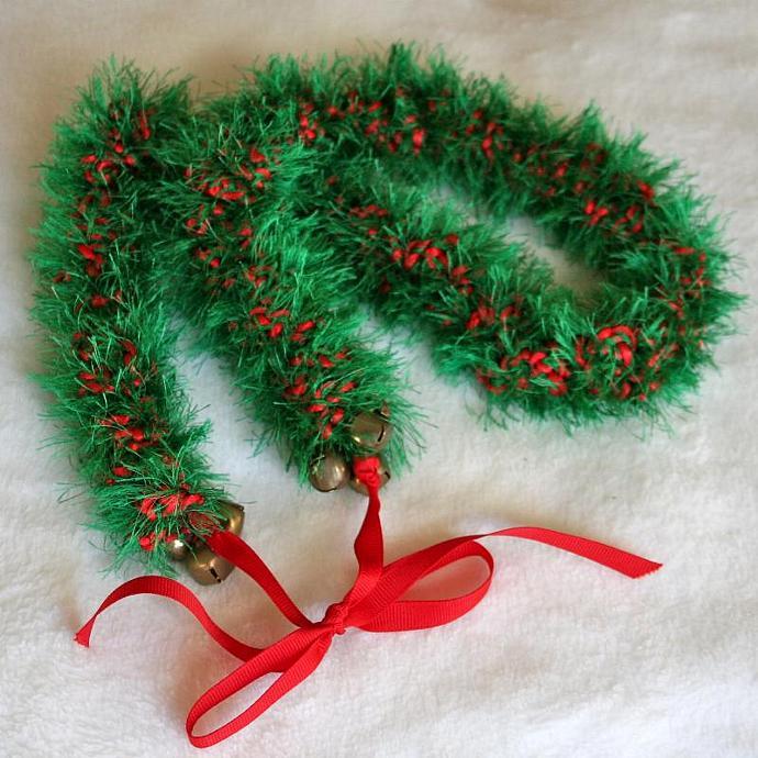 christmas crochet hawaiian lei - Christmas In Hawaiian