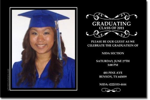 Graduation Announcements Invitations (download jpg immediately)