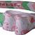 Flamingo Ribbon Woven Headband Set