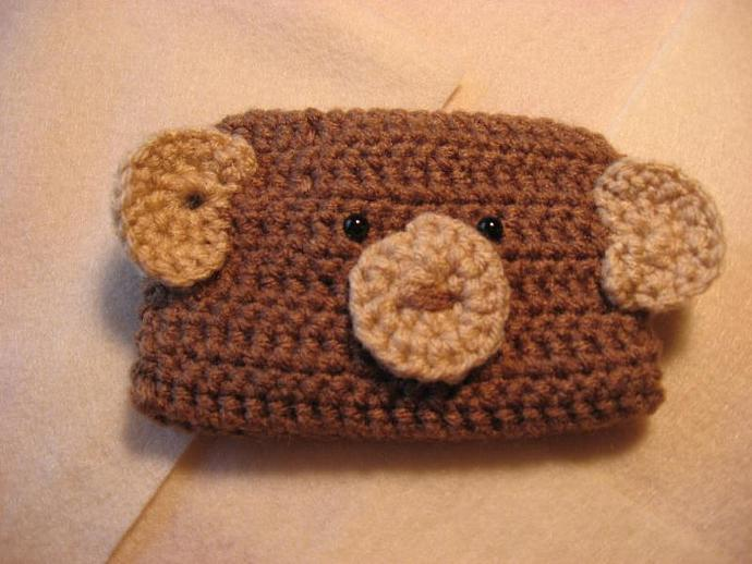 Monkey Cell Phone Case (gift cards, ipods and more!)