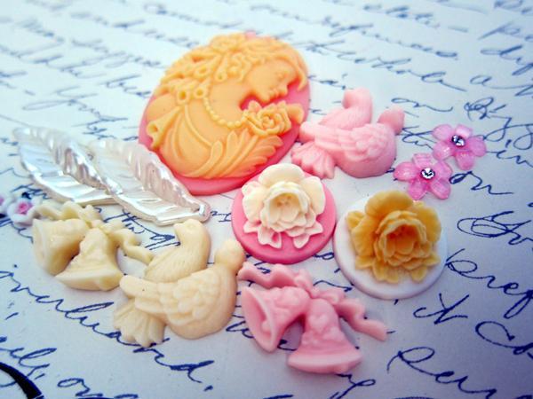 Embellishment Kit - Romantic stl