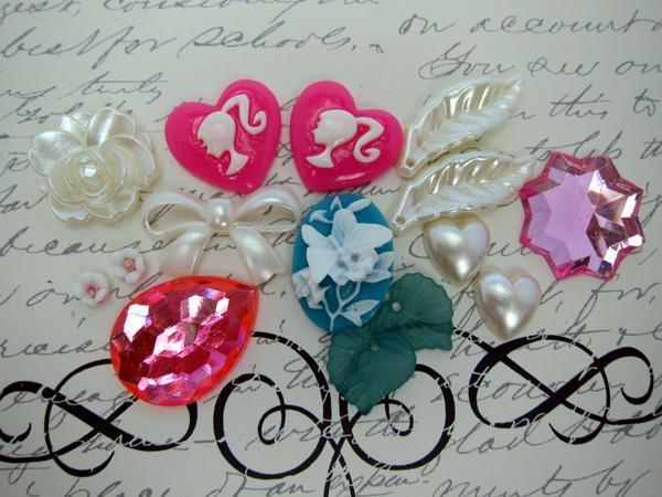 Embellishment Kit - Emma stl