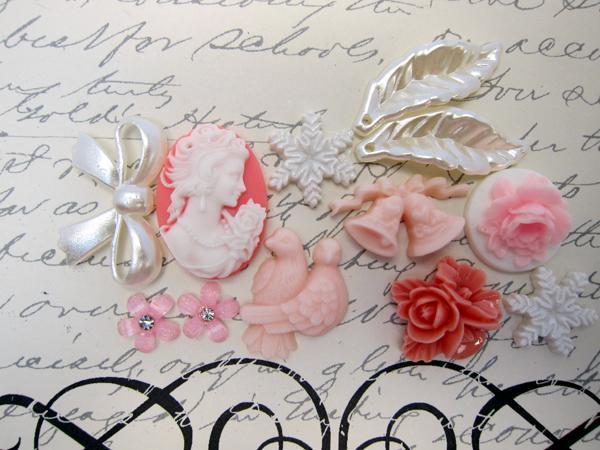 Embellishment Kit - Jessica stl