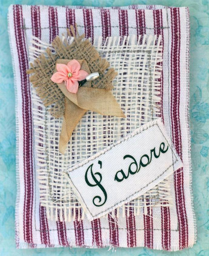 Lavender Sachet French Chic