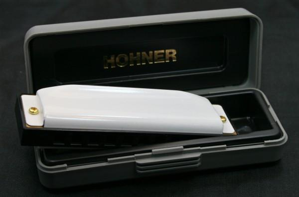 f9f3fff908 Hohner Special 20 with Gloss White Covers by rwd01 on Zibbet