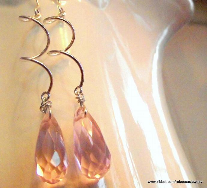 Pink Dreams Earrings