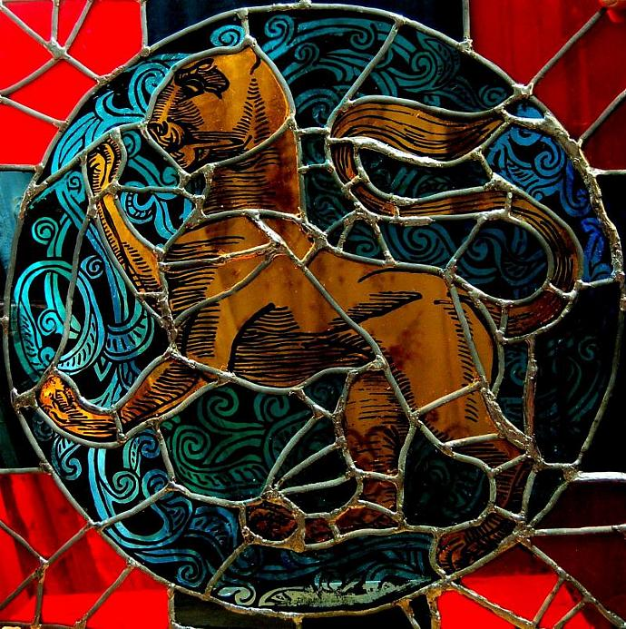 classic stained Glass
