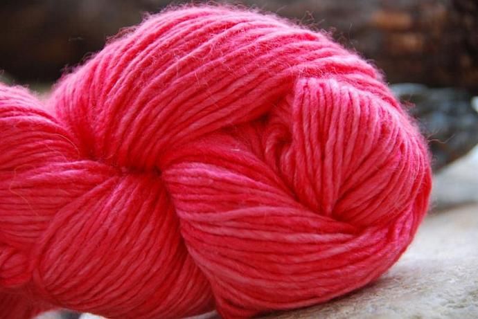 handdyed yarn - colour 266