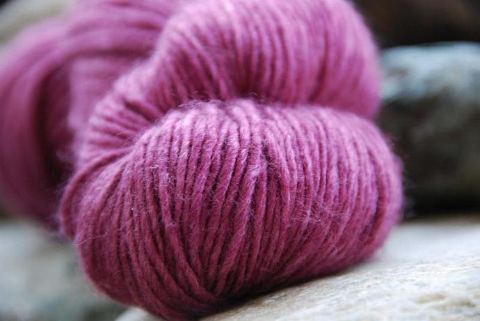 handdyed yarn - colour 270