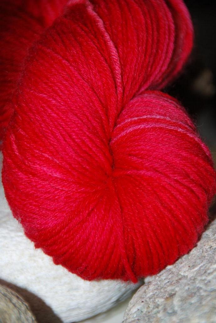 handdyed Yarn, 100g/ 3,5oz , colour 59