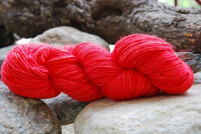 handdyed yarn - colour 306