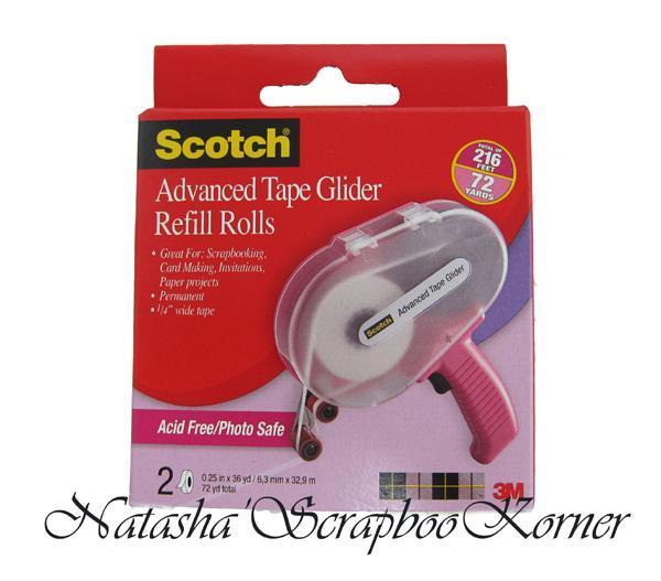 Scotch - Advanced Tape Glider Refill Roll