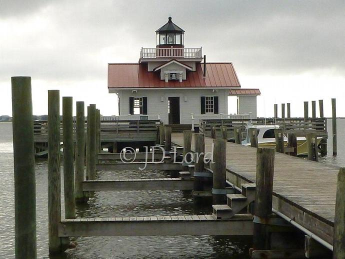 Manteo, NC Lighthouse 5 x 7 Photo Print.