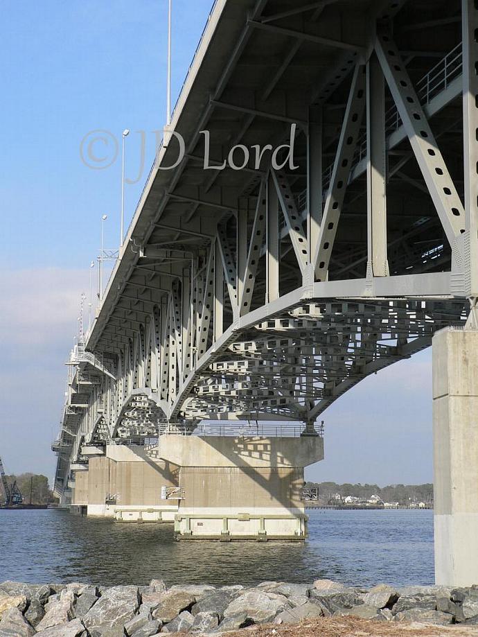 Gloucester Bridge Fine Art Photography 5 x 7 print